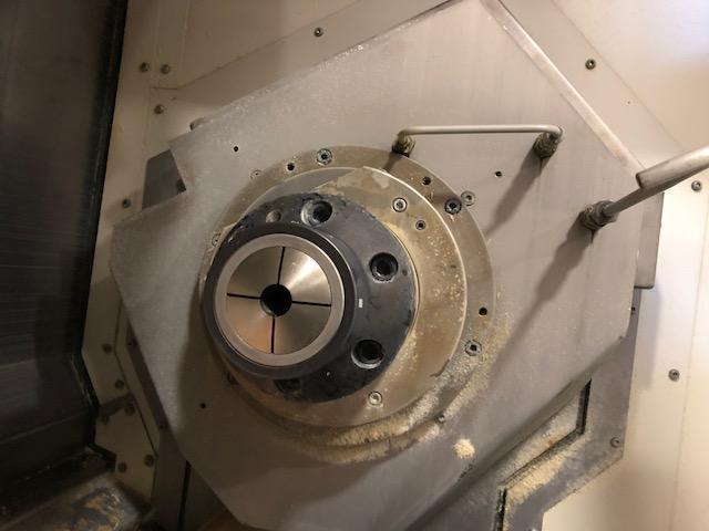 2004 MAZAK Integrex 100-III ST - CNC Horizontal Lathe