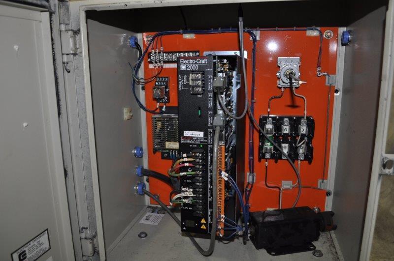 "8000 LB x 15"" x .093"" Cooper Weymouth Peterson / Rowe Servo Feedline"