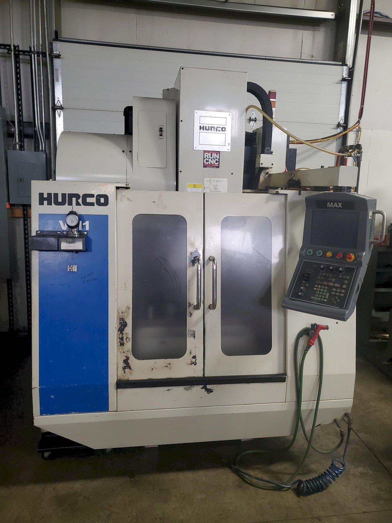 2007 HURCO VM1 VERTICAL MACHINING CENTER