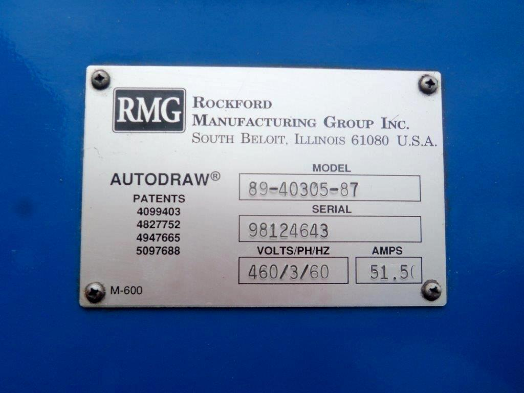 "1/2"" RMG Model Wire Drawer .500"" - .562"""