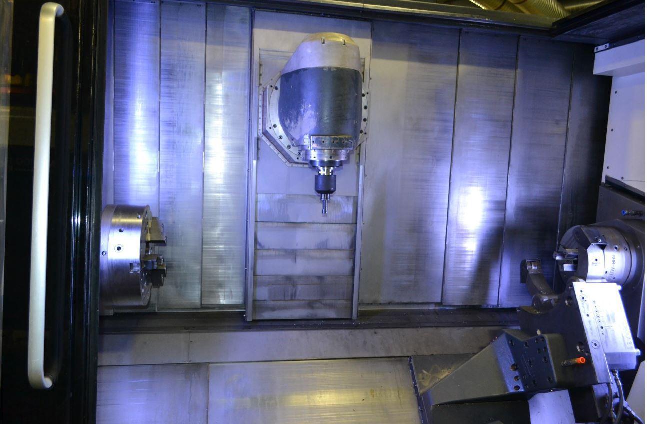 DMG Mori CTX Gamma 2000TC CNC Mill/Turn Lathe