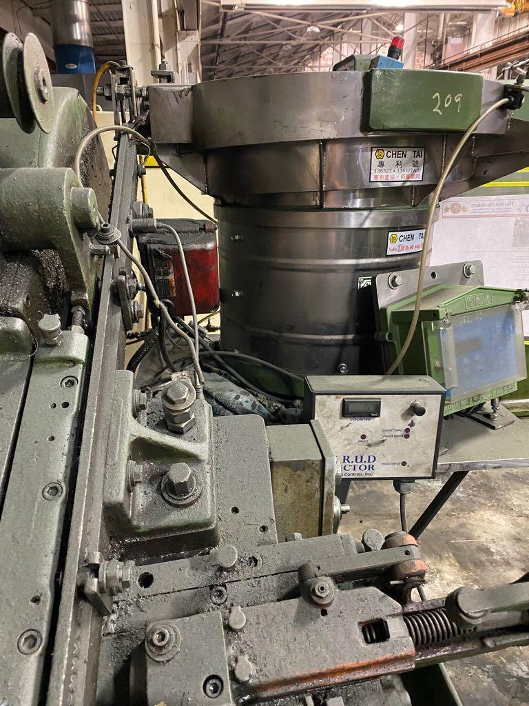 Waterbury Farrel Model #10 Incline Thread Roller
