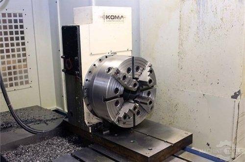 DAH LIH HC-2000 Horizontal Machining Centers