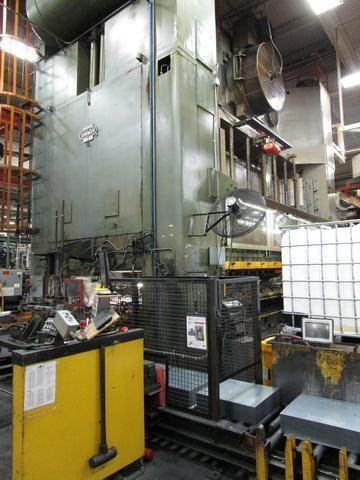 2000 Ton Danly Press QDC