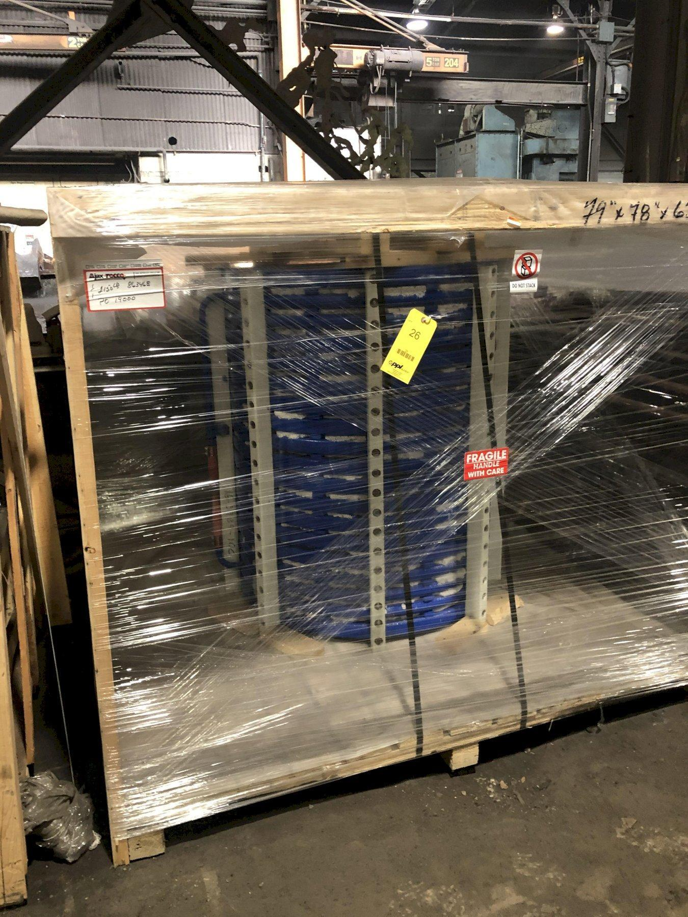 new ajax 5000# furnace coil