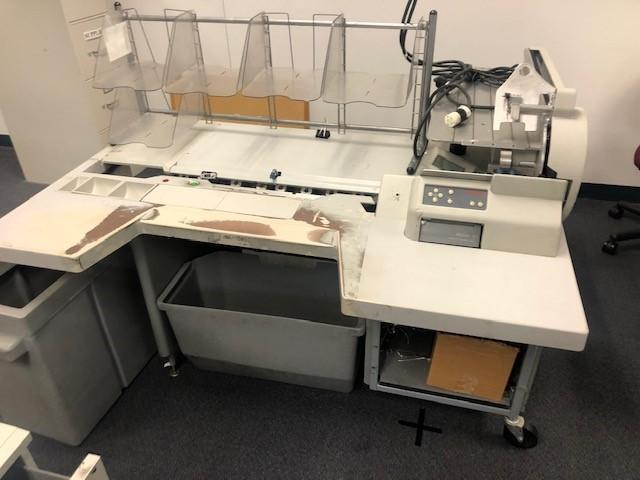 Opex Model 51 Rapid Extraction Desk