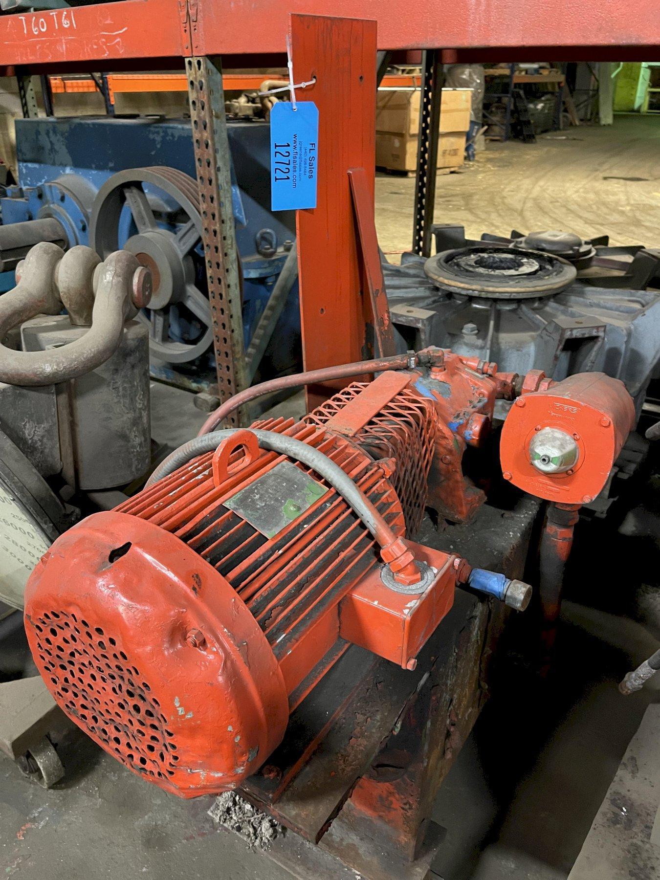 Hydraulic unit 20 HP