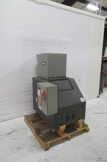 "AEC Used BP814 Granulator, 8"" x 14"", 5hp, 460V"