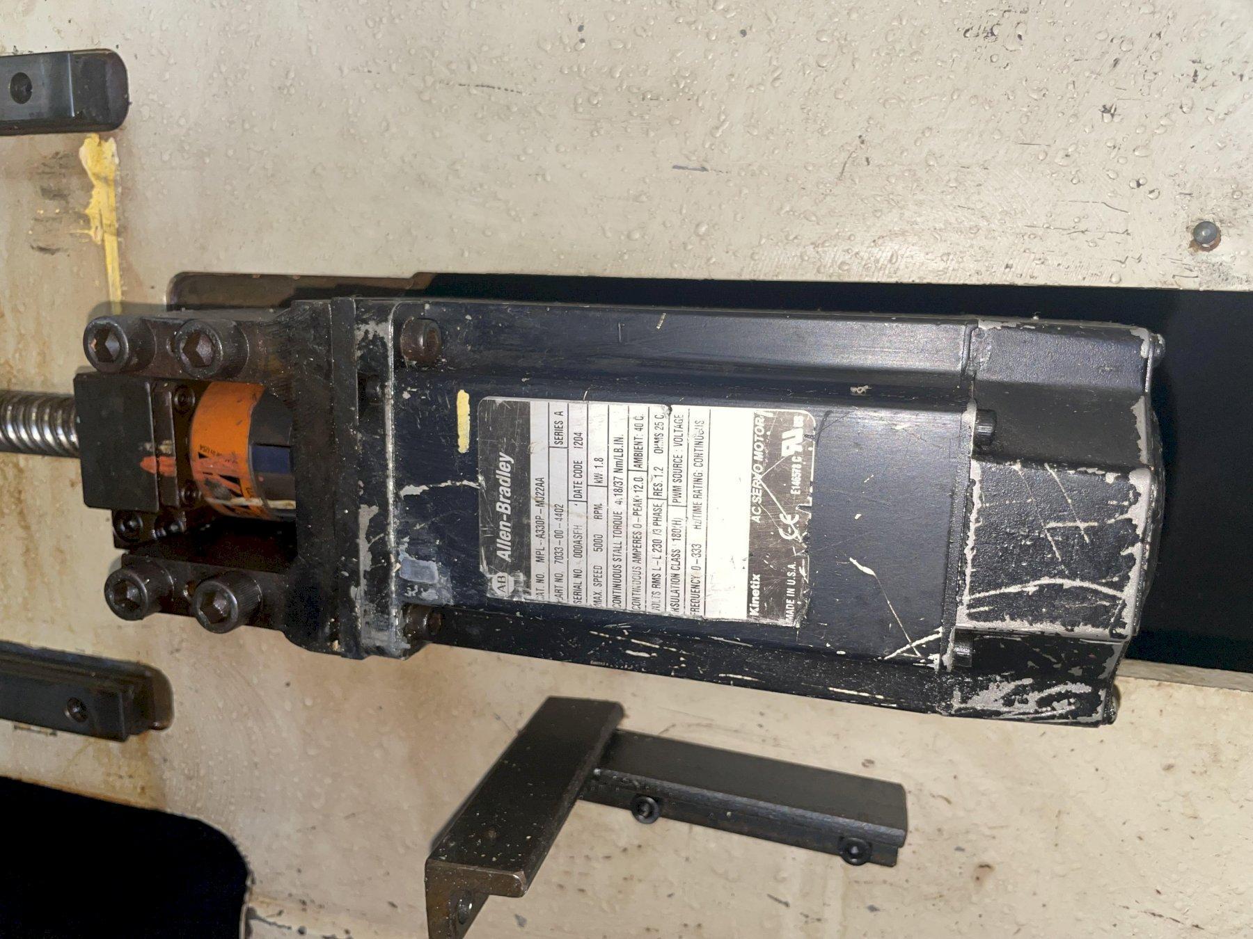 "7/8"" CROWN UNLIMITED MODEL #MTSB-M2-7-2004 CNC MULTI-TUBE SERPENTINE ROTARY TUBE BENDER: STOCK #15437"