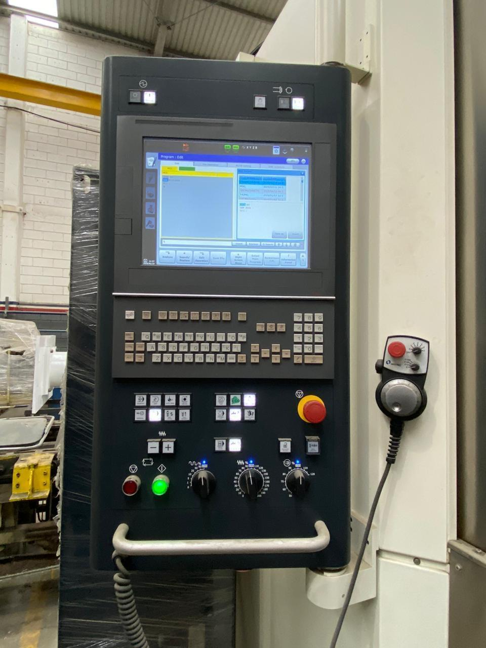 2017 Makino A61NX - CNC Horizontal Machining Center