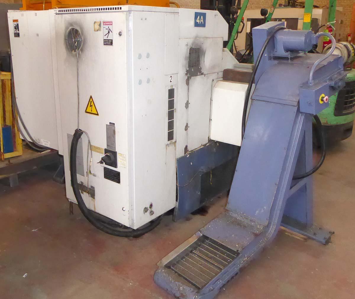 Mori-Seiki CL-200 CNC Lathe