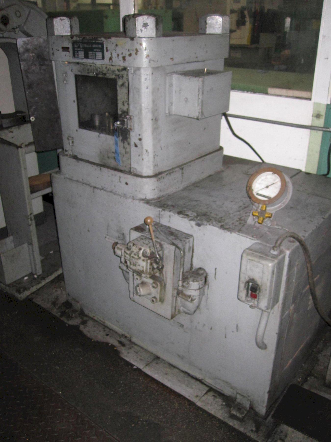 200T M&N 4 Post Hobbing Press