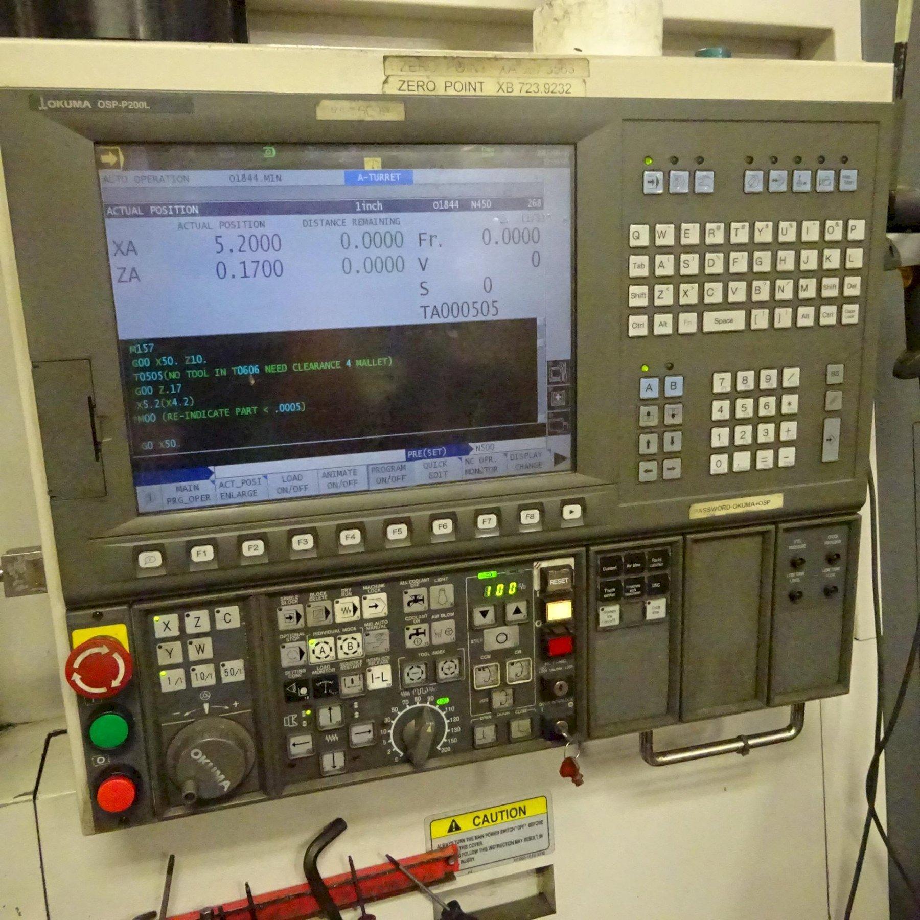 Okuma LU 300 2010