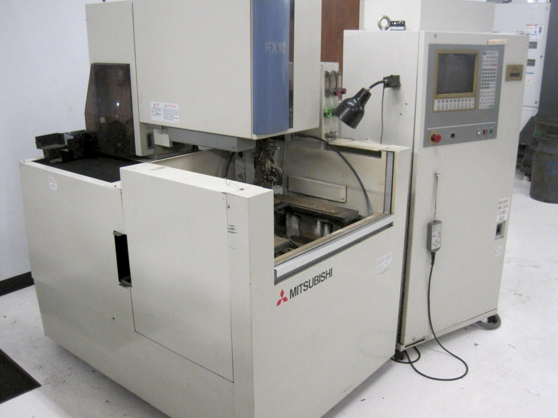 Mitsubishi FX-10 5-Axis Wire EDM Machine