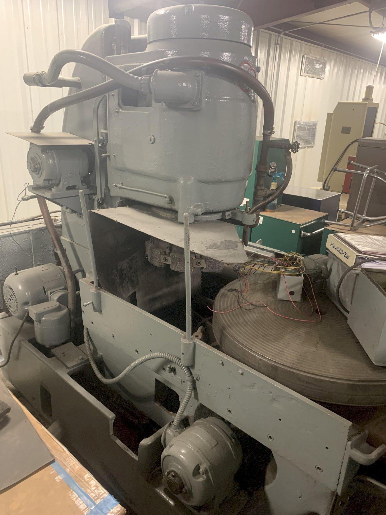 "36"" BLANCHARD ROTARY SURFACE GRINDER: STOCK 12980"