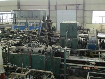 """8.6"""" (219mm) Seamless Pipe Plant"""