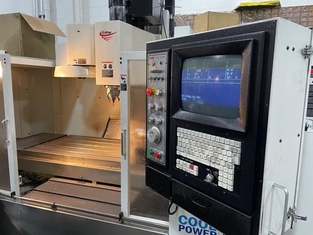 2004 FADAL VMC-6030 HT Vertical Machining Center