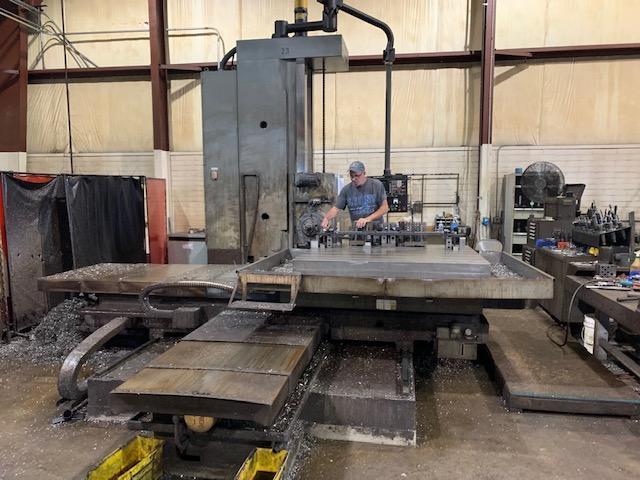 "4"" Kuraki CNC Table Type Boring Mill"