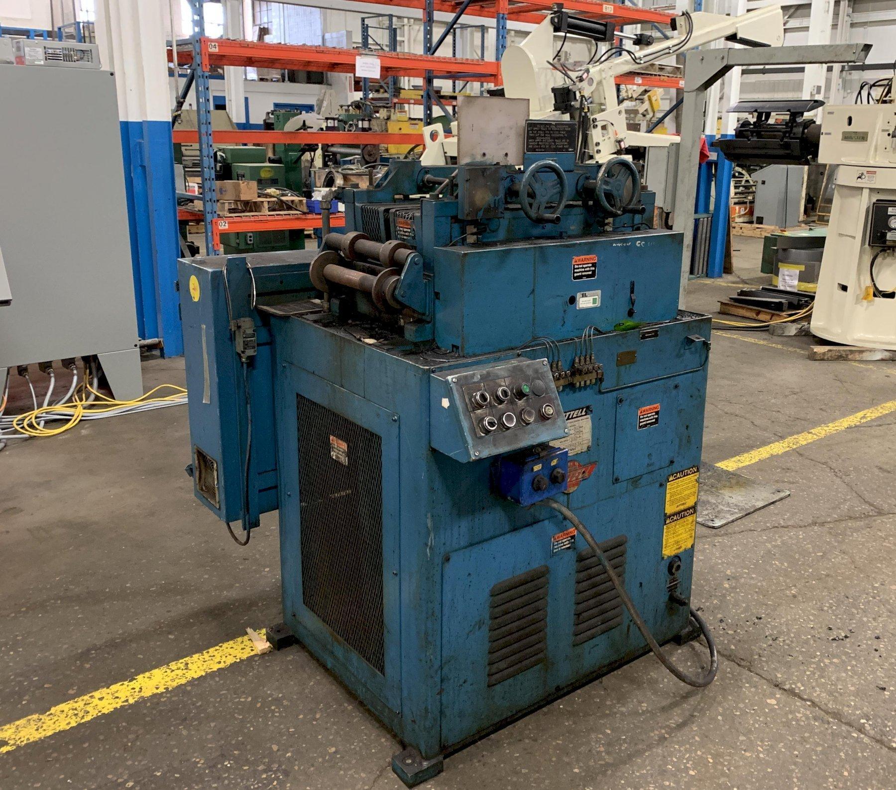 """12"""" wide Littell Precision Straightener Model 212-17PDL"""