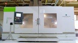 Zimmerman FZ33C CNC 5 axis Bridge Mill