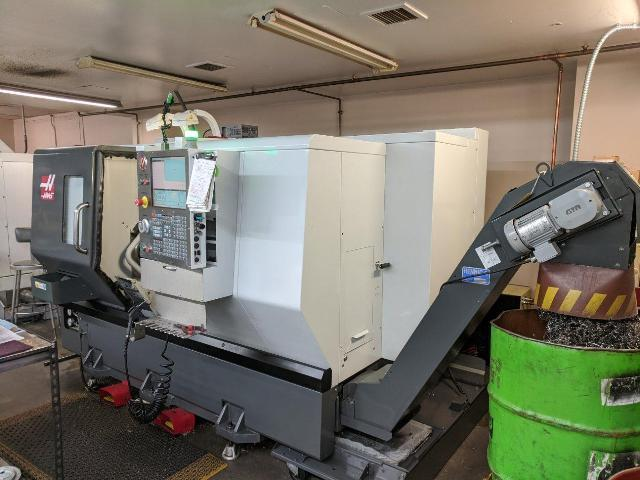 Haas ST-20 CNC Lathe (12/2013) Delivered New in 2014