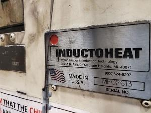 INDUCTO HEAT #ME 02613 INDUCTION HEATER   Our stock number: 114850