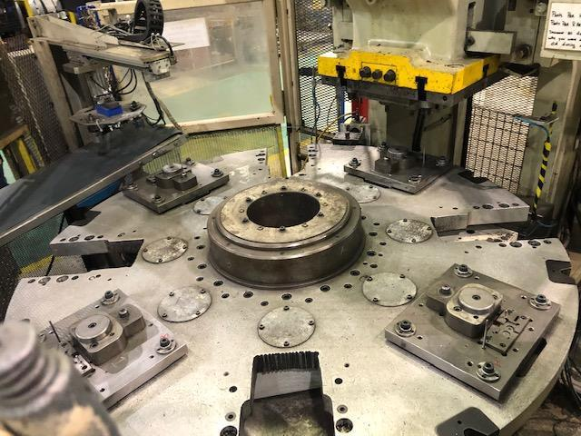 60 Ton Komatsu Gap Frame Press