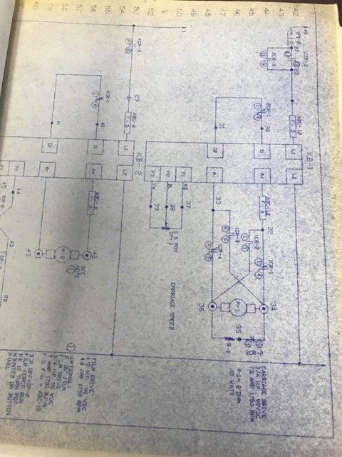 HIGHLIGHT INDUSTRIES FREEDOM 6512 SPIRAL PALLET STRETCH WRAPPER MACHINE