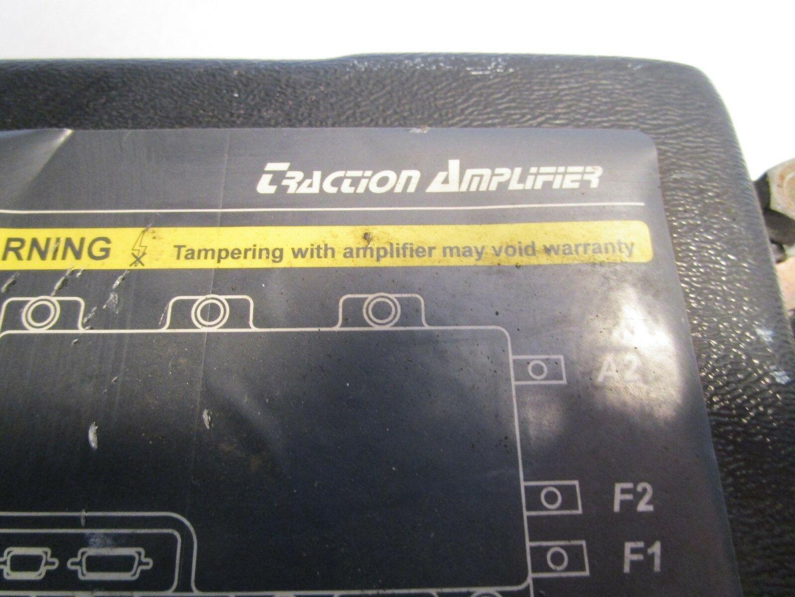 Toyota Fork Lift Traction Amplifier PN 6670010-00