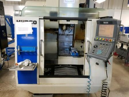 2008 HURCO VM10 CNC VERTICAL MACHINING CENTER