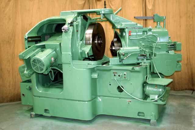 Gleason Model 22 Formate Hypoid Gear Rougher, 22 max. dia, well equipped, 2-avail,  (1) finisher, (1) rougher (gh983)