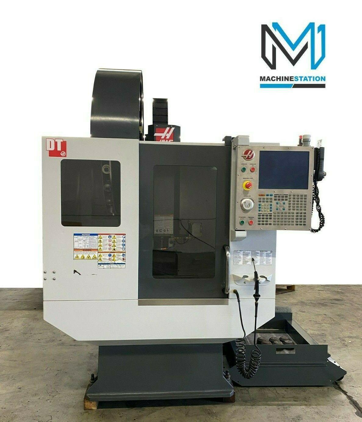 HAAS DT-1 DRILL TAP VERTICAL MACHINING CENTER