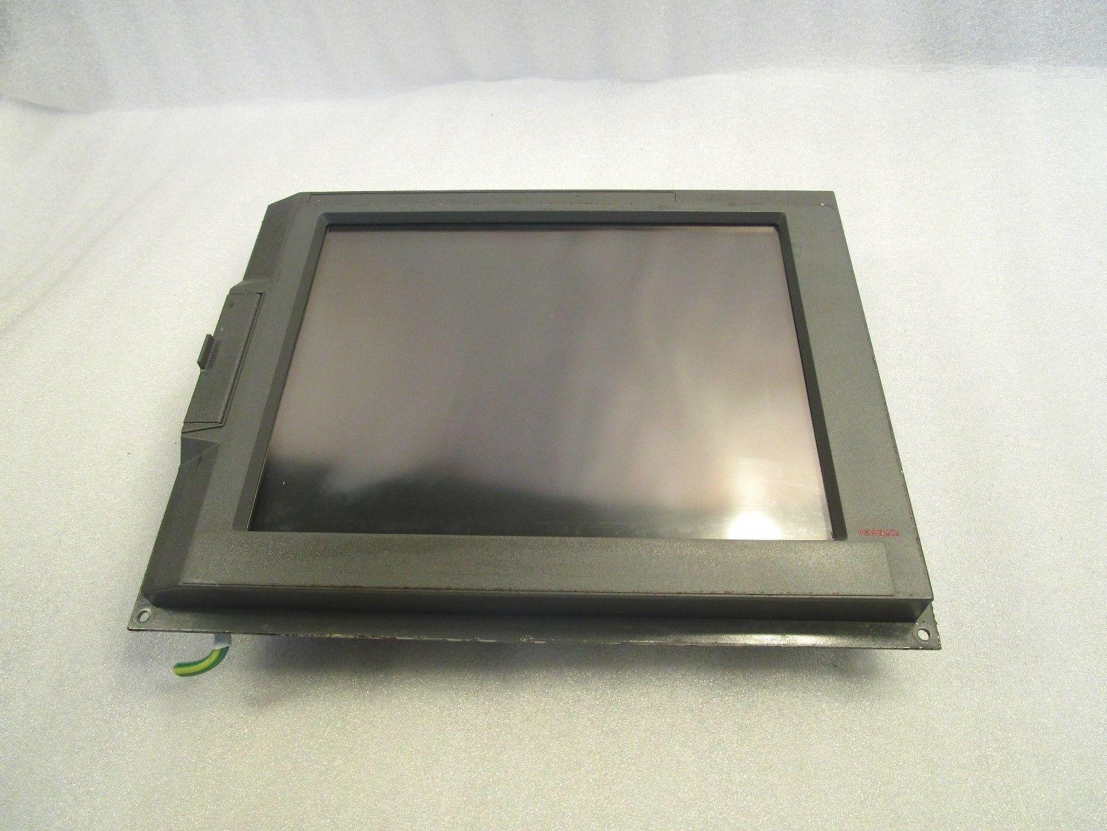 """Fanuc 10.4"""" FA LCD Display Unit A02B-0265-C087 with Touch Screen"""