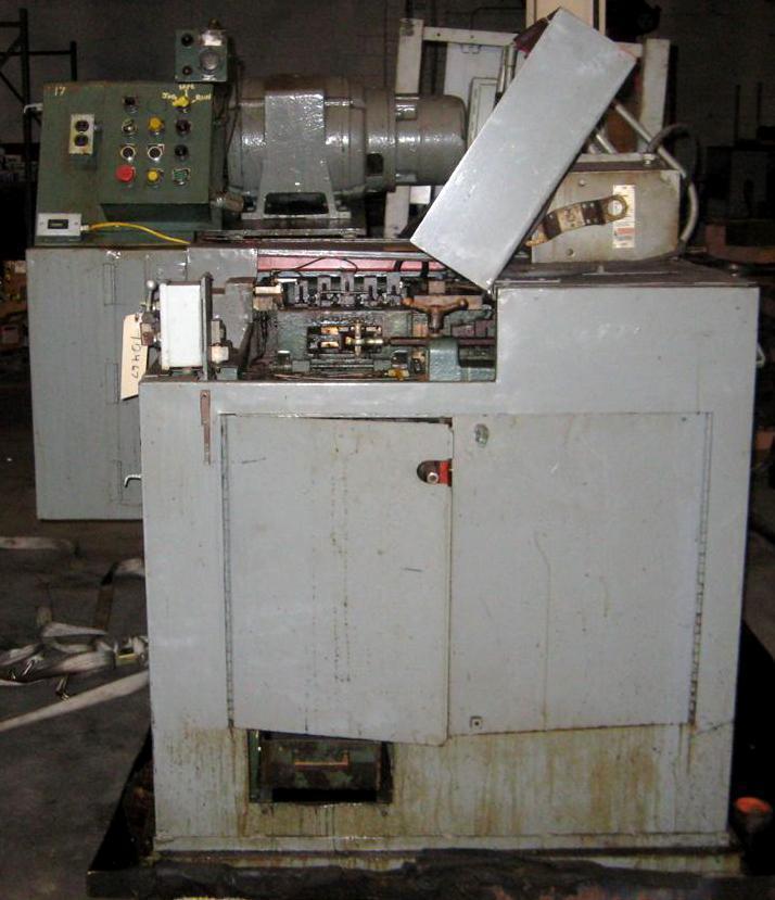 """1/4""""  Waterbury Farrel Model 256  5 Die Nut Former"""