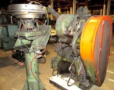 #10 Waterbury Heavy Frame Automated Flat Die Thread Roller
