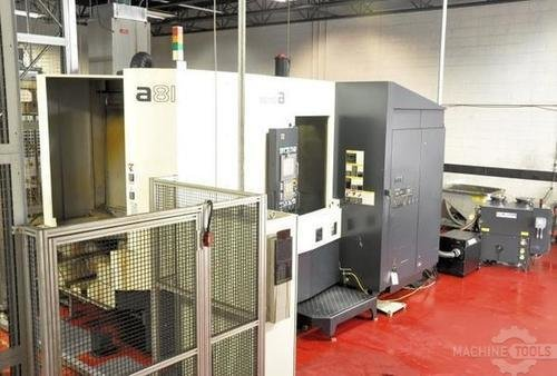 MAKINO MMC2 Flexible Machining Systems