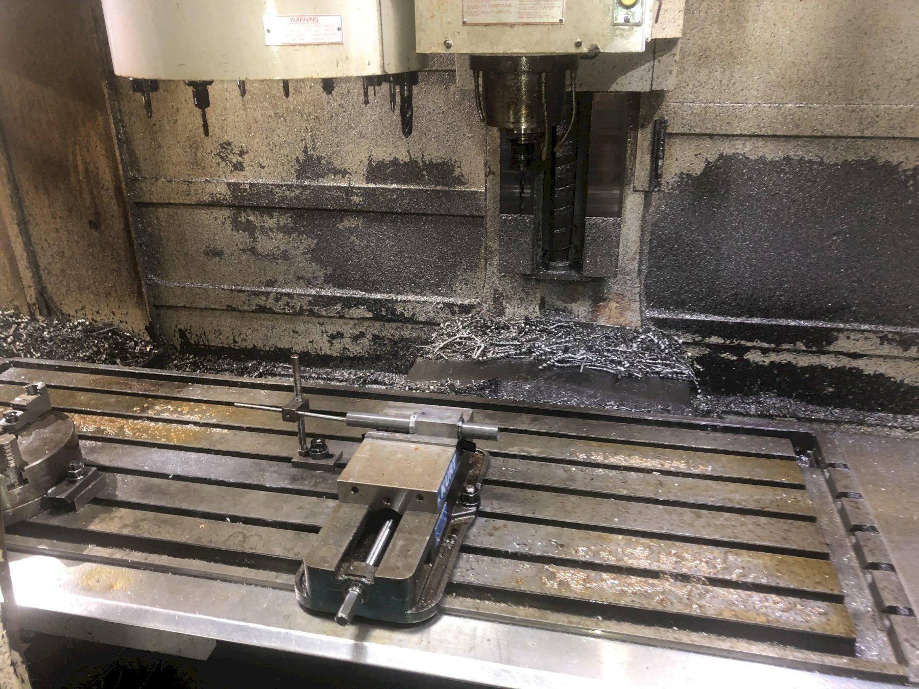 Milltronics Model RH30 CNC Vertical Machining Center, Serial #8652, New 2005. Must move make offer!