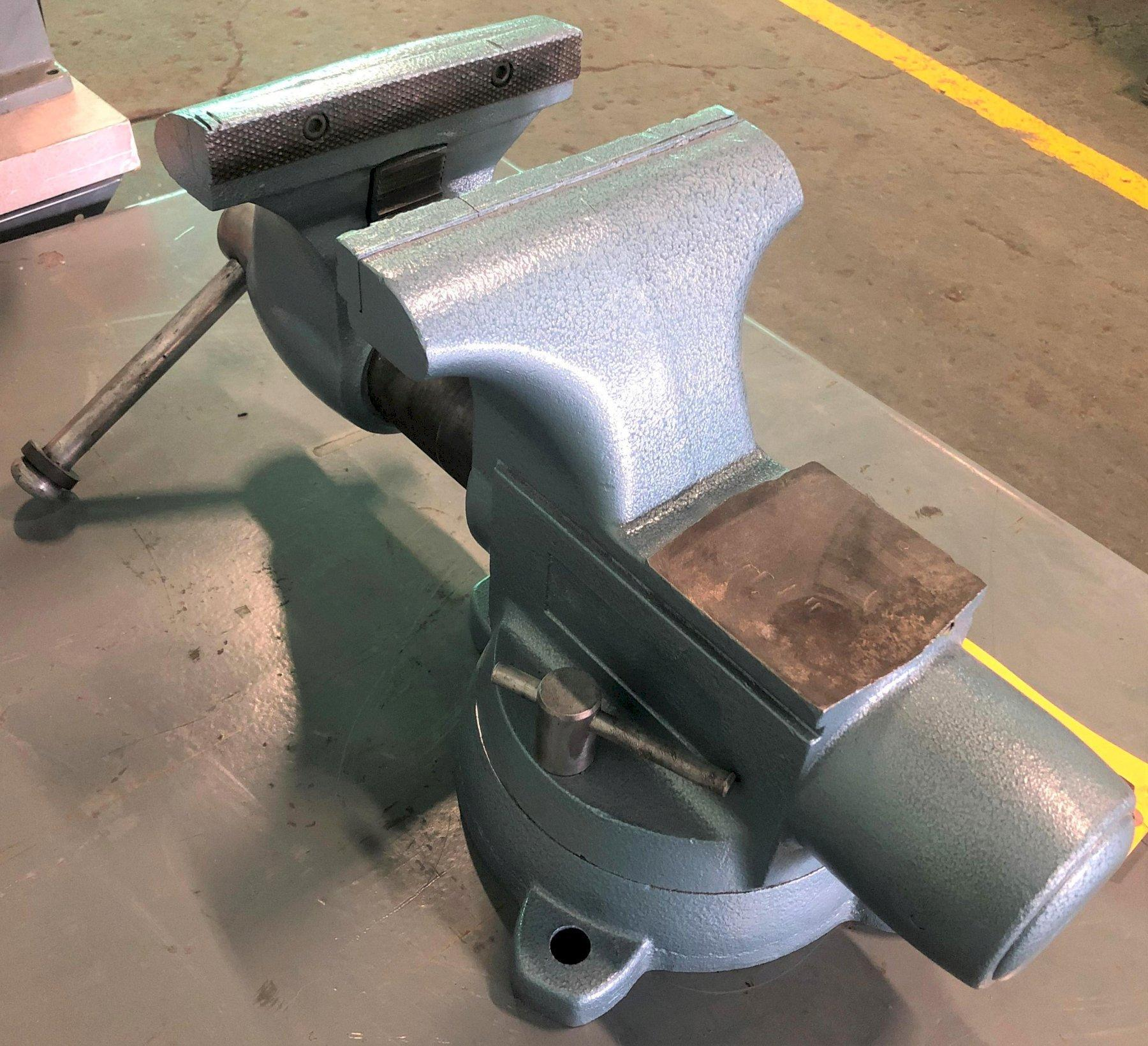 """8"""" Wilton Bench Vise Model 1780, Heavy Duty, Swivel Base"""