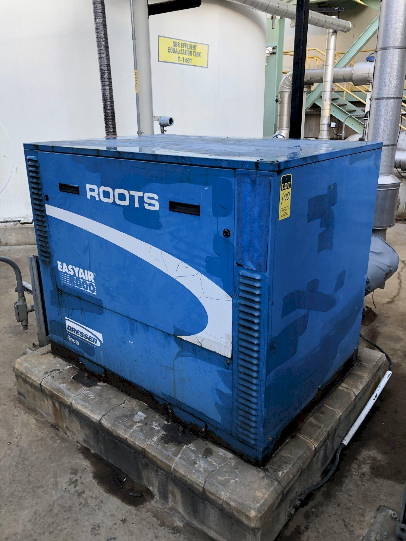 Roots easyair 8000 blower