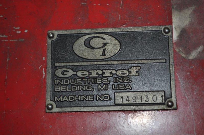 """13"""" Gerref Parts Washer"""