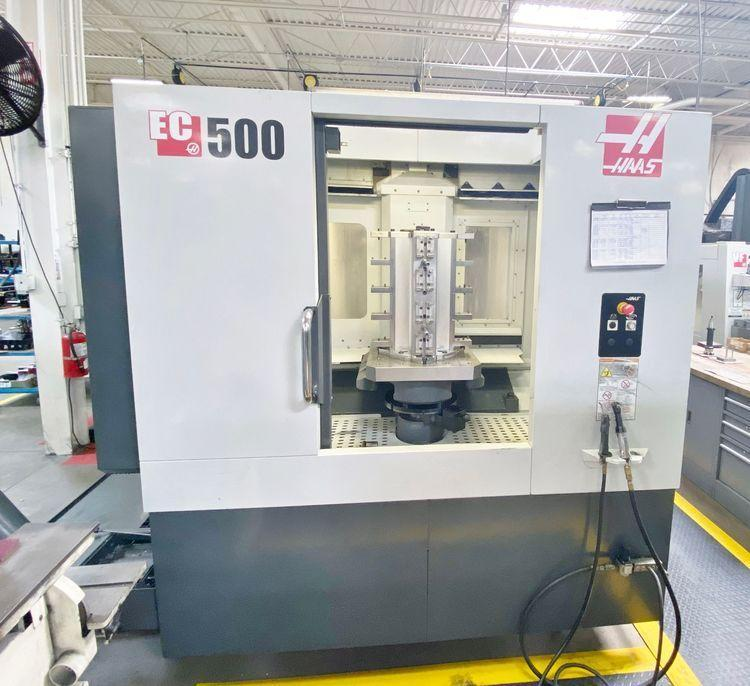 Haas EC500 CNC Horizontal Machining Center