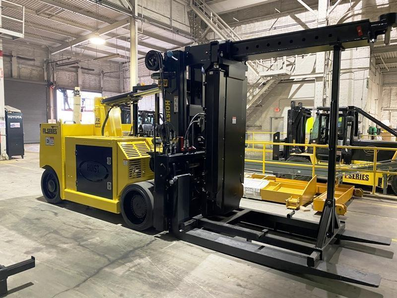NEW 60,000 LB. HOIST MODEL FR 40-60 LIFT TRUCK