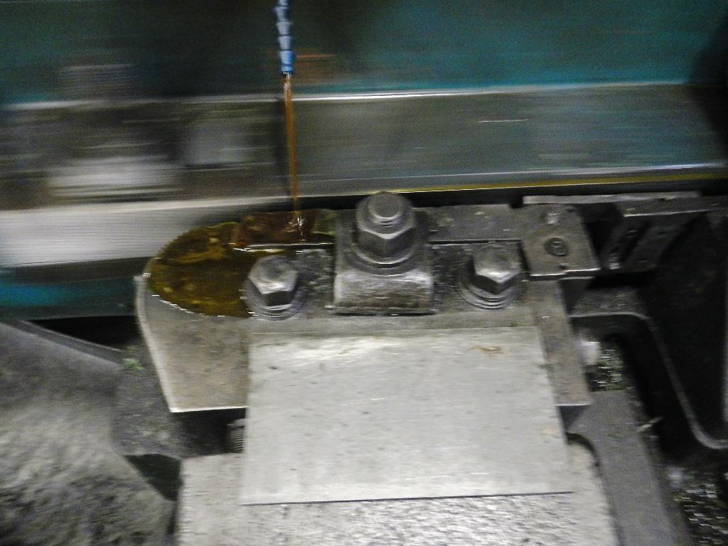 "3/4"" Waterbury Farrel Model #50 Heavy Frame Horizontal Hand Feed Thread Roller"