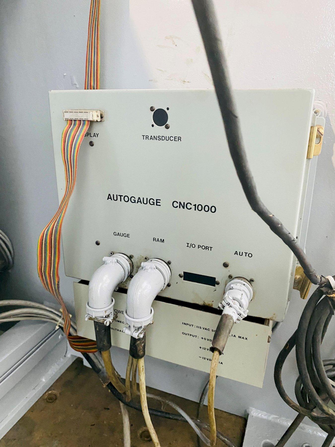 "110 TON X 100"" GUIFIL PE-25-100 CNC UP-ACTING HYDRAULIC PRESS BRAKE. STOCK # 1060221"