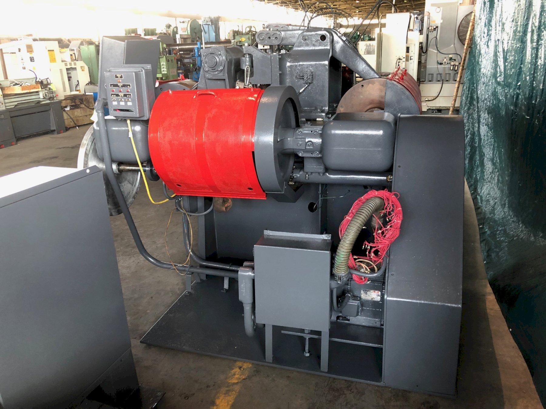"""1/4"""" x 30"""" US Baird #430 Four Slide Wire Machine"""