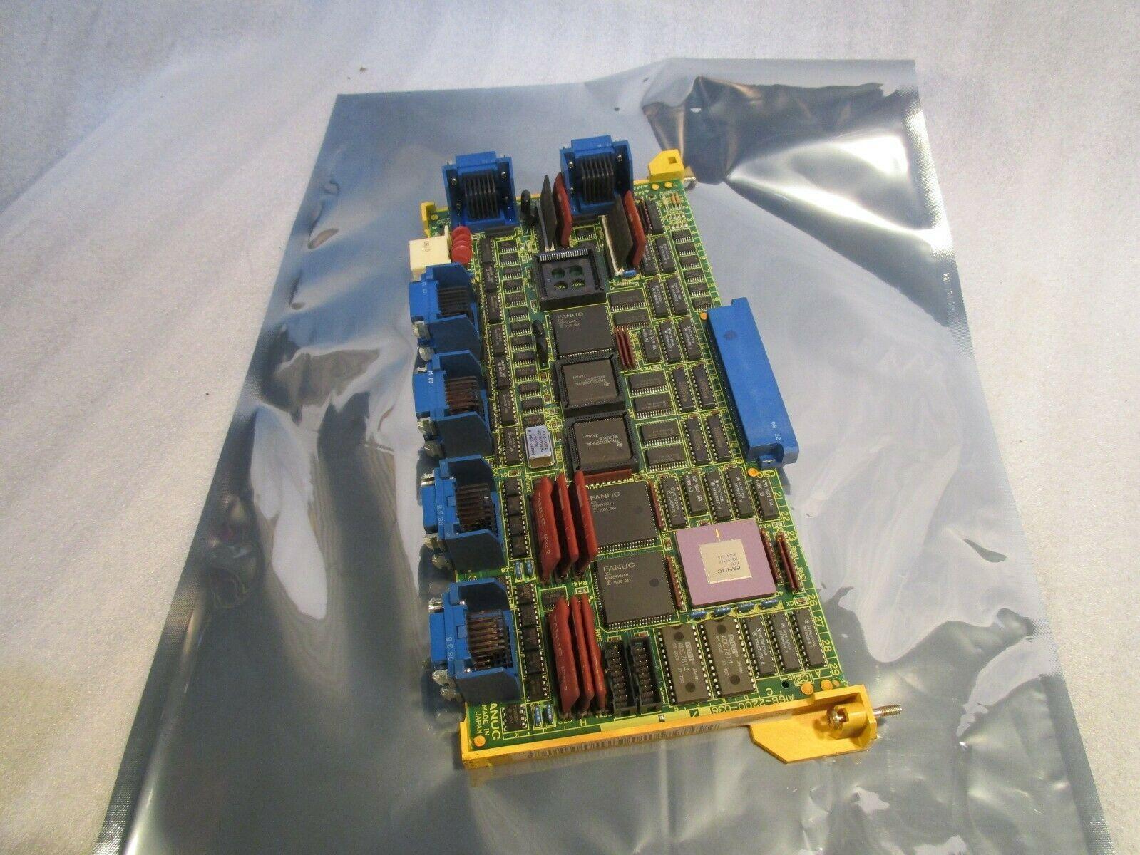 Fanuc CNC Control Board A16B-2200-0360 /04B Fanuc 0T 0M CNC Control Board
