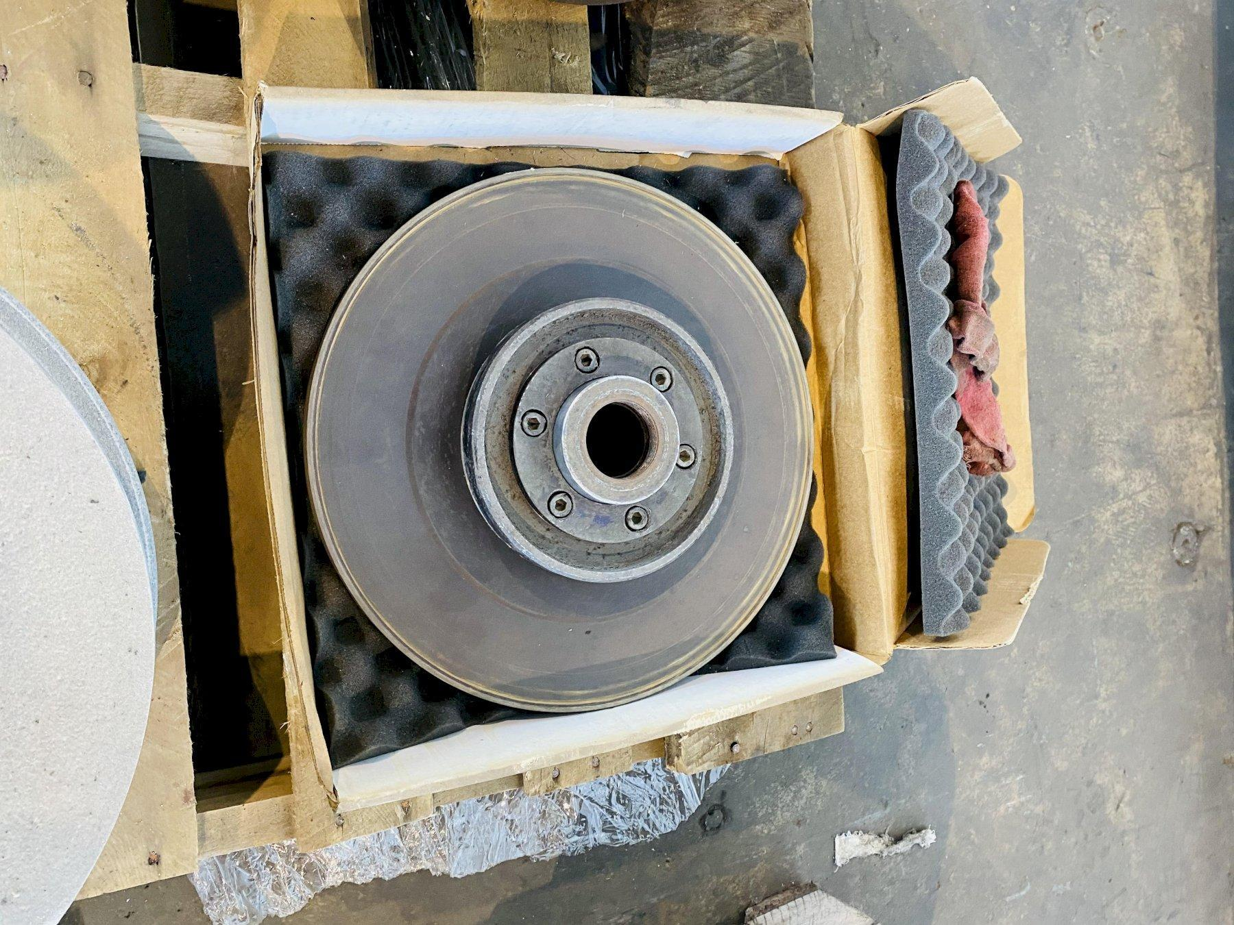 (11) SURFACE GRINDING WHEELS. STOCK # 0312621