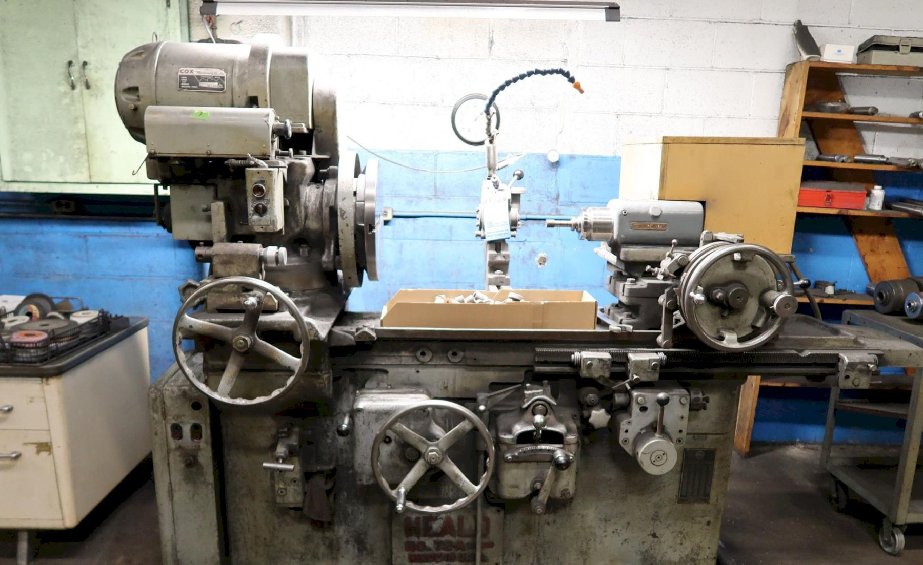 Heald Model 72A Internal Grinding Machine, S/N pending.