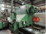 """USED, 100"""" X 720"""" DORRIES SCHARMANN / RD&D HEAVY DUTY CNC LATHE WITH LIVE TOOLING"""