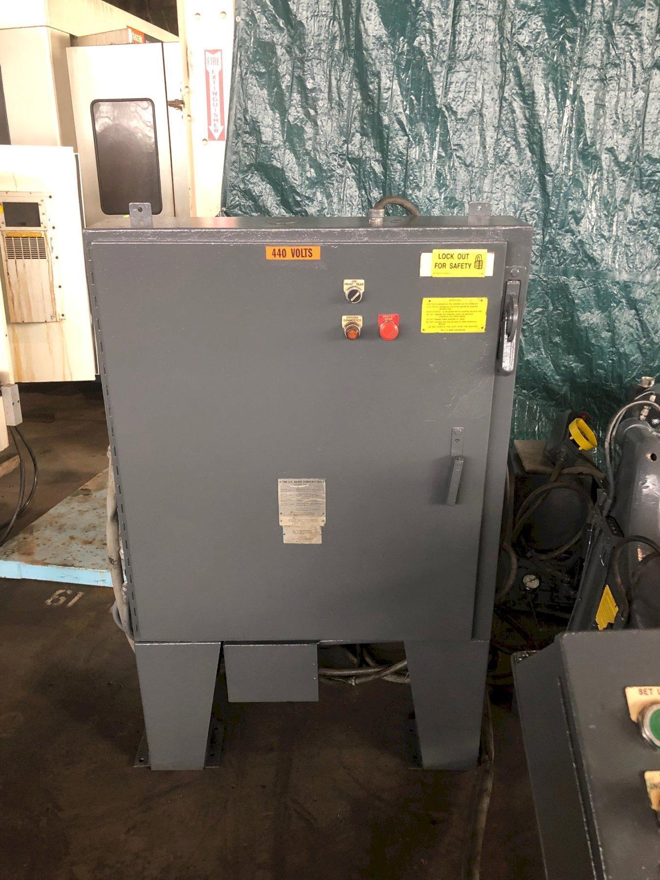 """1/2"""" x 24"""" US Baird Model # 8 Four Slide Wire Machine"""